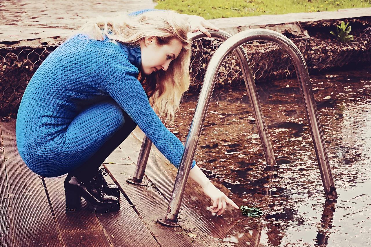 Strickkleider – Für den Winter warm gehalten