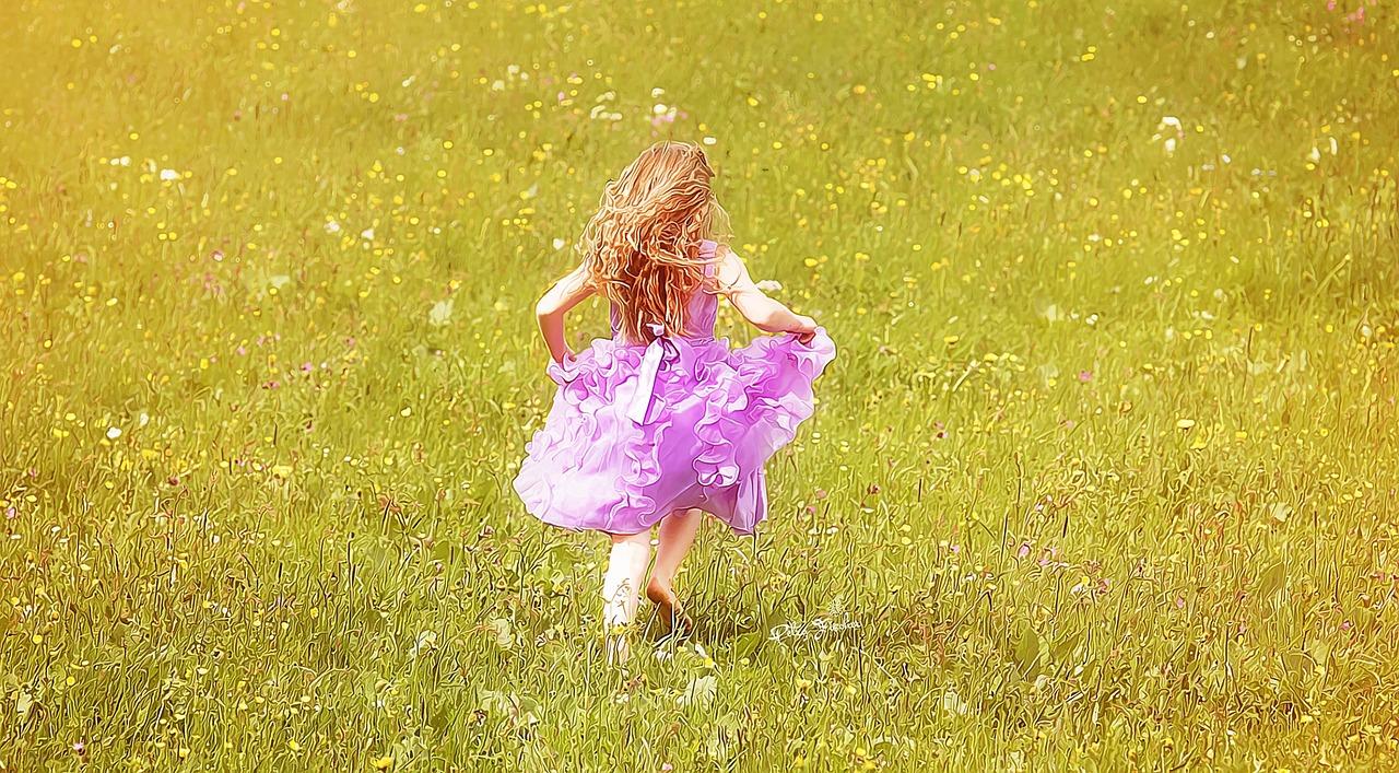 Kleider für kleine Prinzessinnen