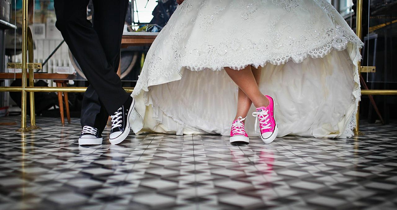 Welcher Schuh passt zum Kleid?