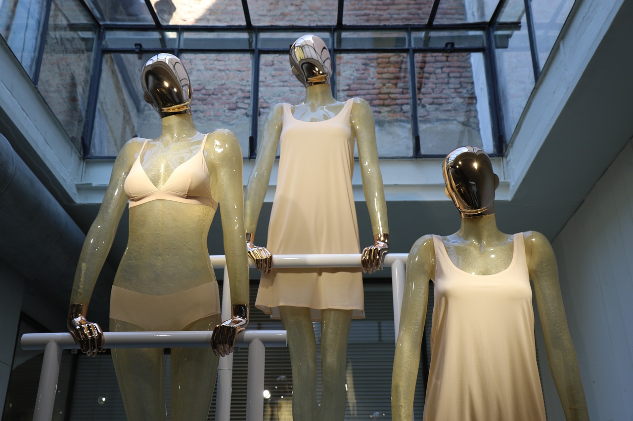 Slip Dress – Weniger ist mehr