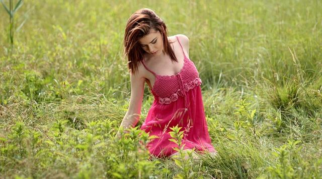 Think Pink – Pinke Kleider für den Frühling