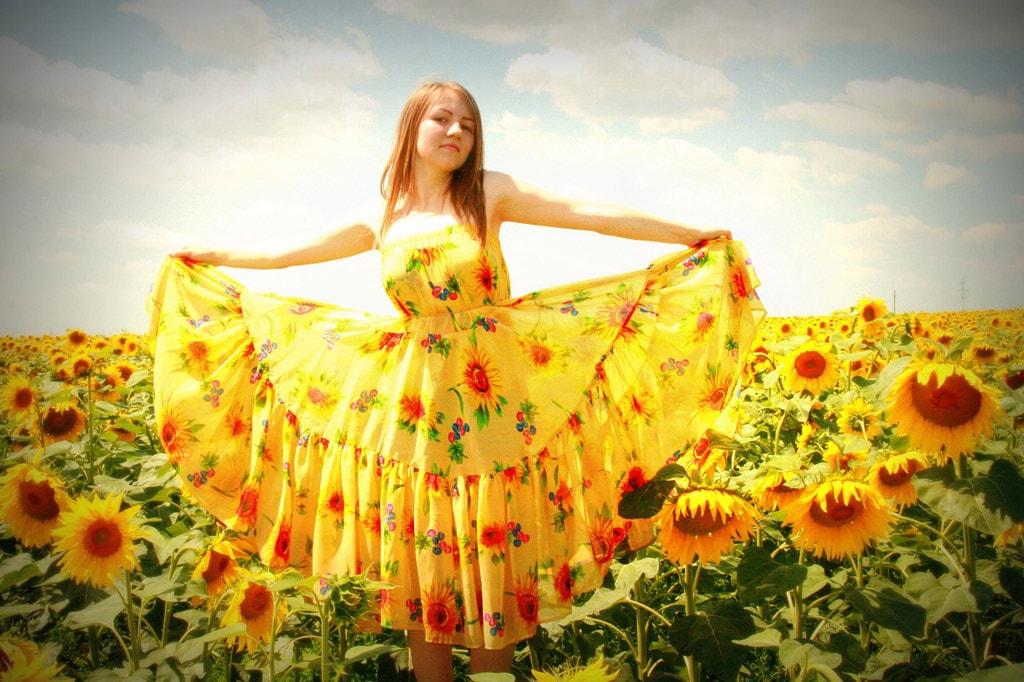 Blumenkleider 2.0 – Der Blumentrend geht weiter!