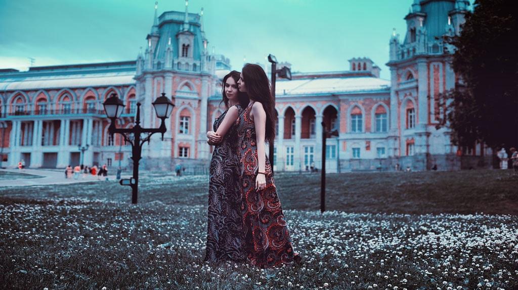 Paisley Kleid – Mehr Farbe im Sommer