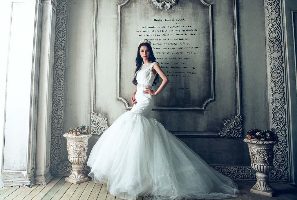 Brautkleiderformen – Teil 1