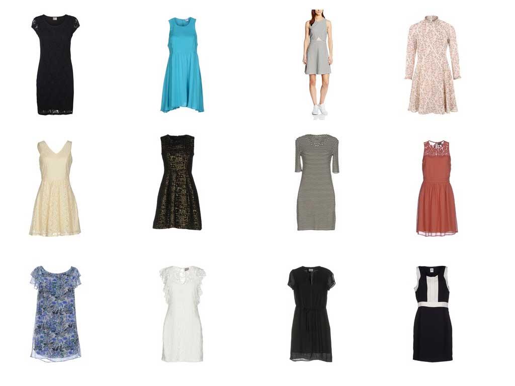 Kleider von Vero Moda