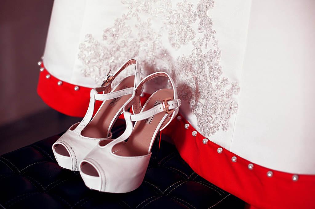 Welche Schuhe zum Abendkleid?