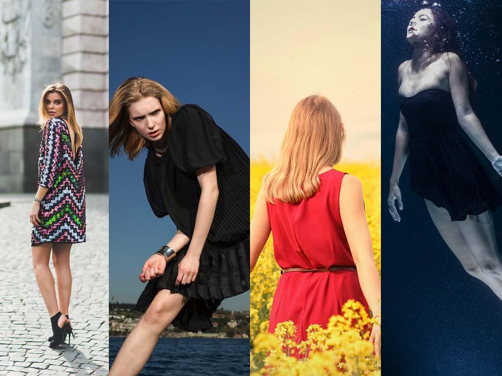 Herbstkleider – Trends – Teil 2