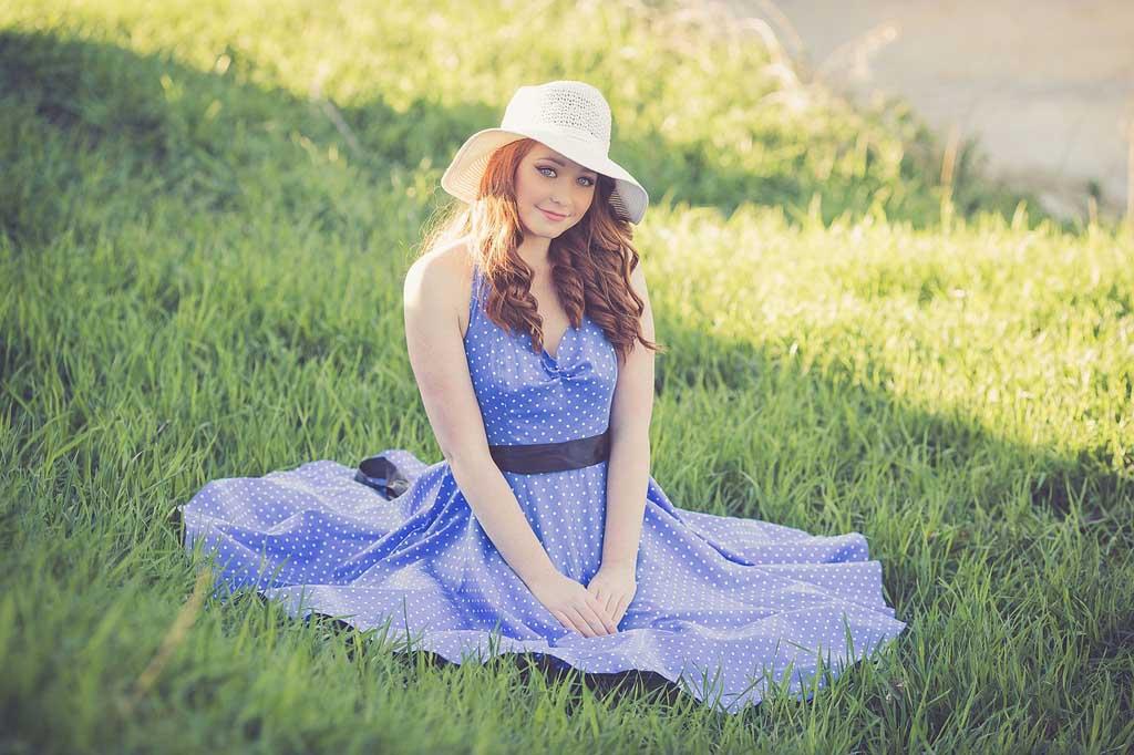 Verspielt – Kleider im Sommer