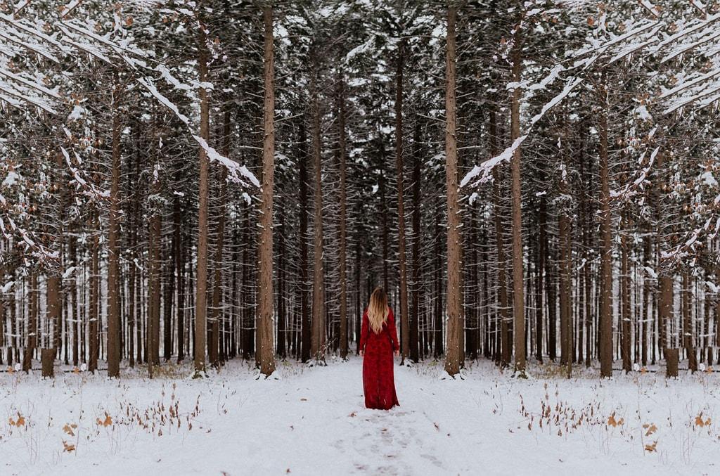 Kleider mit langen Ärmeln – Langarmkleider