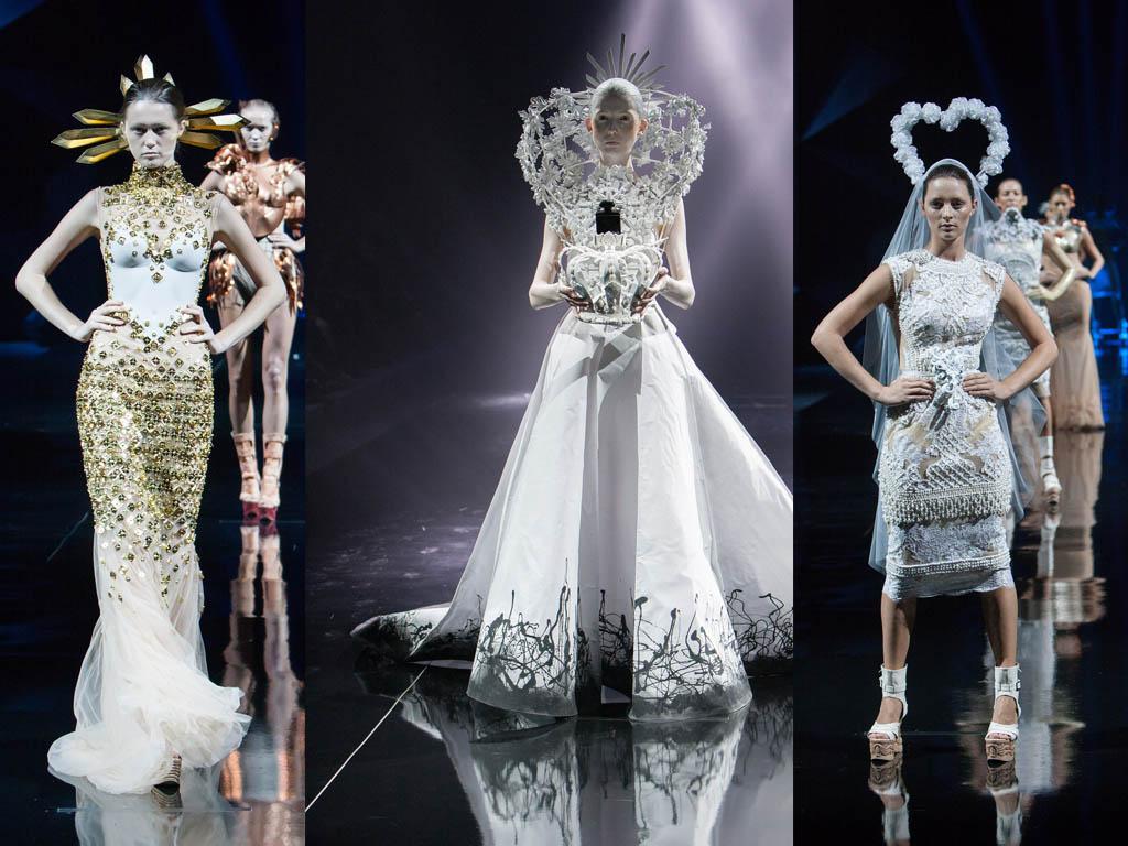 Außergewöhnlich ungewöhnlich – Kleider von Alexander McQueen