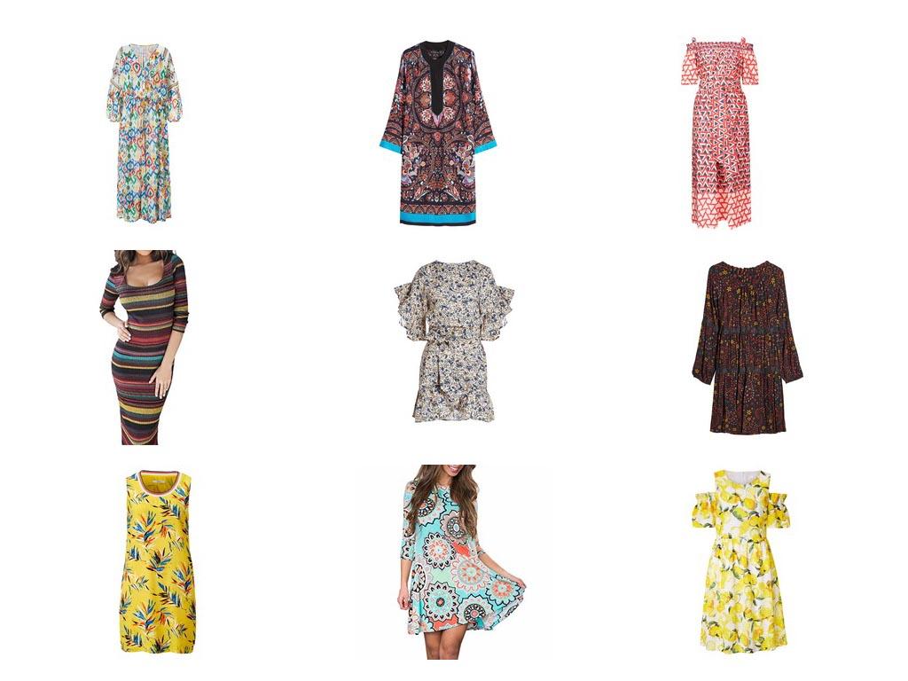 Die Top 45 Kleider für den Frühling!