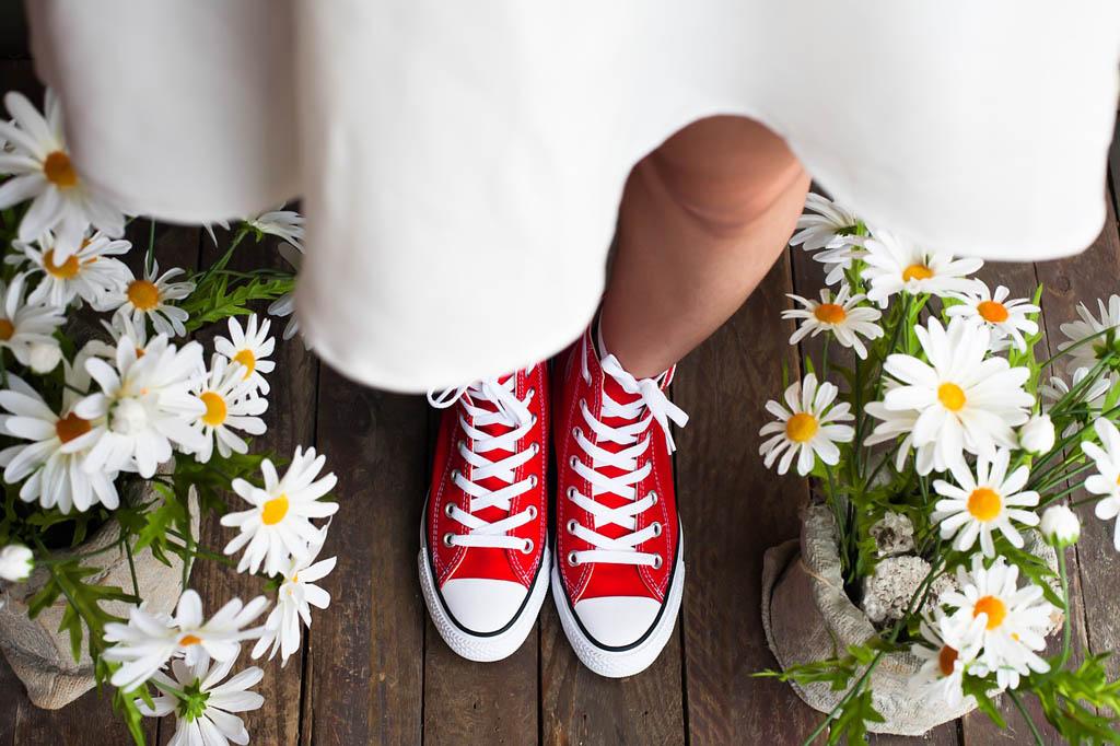 Kleider in der Übergangszeit – Es wird Frühling!